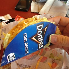 Photo taken at Taco Bell by Sean L. on 3/6/2013