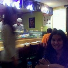 Photo taken at Azuma Sushi by Matthew M. on 12/23/2012