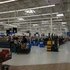 Photo taken at Walmart Supercenter by Jarrett C. on 12/30/2012