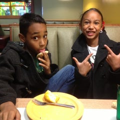 Photo taken at CiCi's Pizza by Erica H. on 12/8/2012