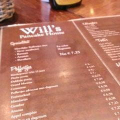Photo taken at Will's Pancake House by Enrico P. on 1/27/2015