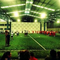 Photo taken at Liga Euro Monterrey by Merit C. on 10/7/2012