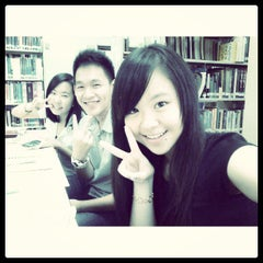 Photo taken at INTI Library by Lee S. on 5/22/2013