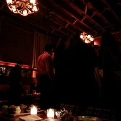 Photo taken at MercBar by Gabino R. on 12/16/2012