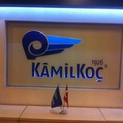 Photo taken at Kâmil Koç Alibeyköy Terminali by Kamil on 10/11/2012