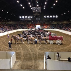 Photo taken at Taft Coliseum by Julie F. on 8/6/2015