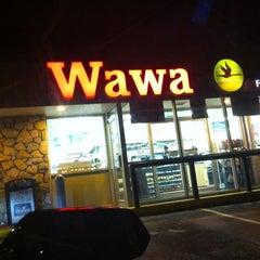 Photo taken at Wawa by Hani S. on 12/16/2012