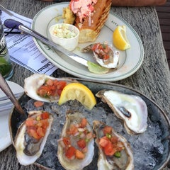 Photo taken at Stella's Fish Cafe & Prestige Oyster Bar by Rocco C. on 7/21/2013