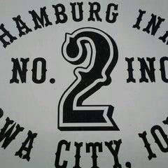Photo taken at Hamburg Inn No. 2 by Dan R. on 10/7/2012