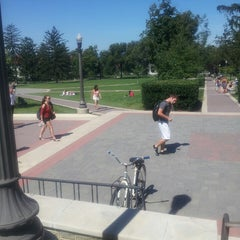 Photo taken at The Quad by Megan O. on 9/5/2013