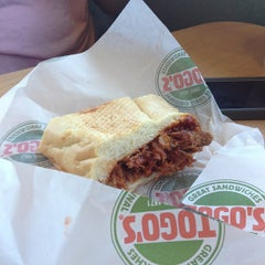 Photo taken at TOGO'S Sandwiches by Brian R. on 6/28/2013