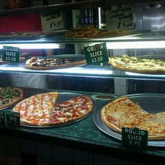 Photo taken at Not Ray's Pizza by P B. on 3/26/2013