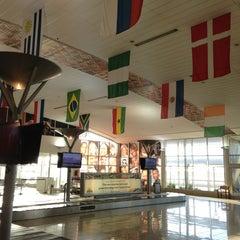 Photo taken at Port Elizabeth International Airport (PLZ) by T on 3/14/2013