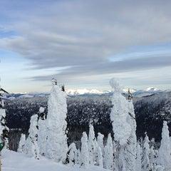 Photo taken at Whitefish Mountain Resort by Blake T. on 1/20/2013