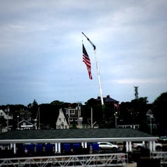 Photo taken at Steamship Authority - Hyannis Terminal by Blake T. on 7/4/2015