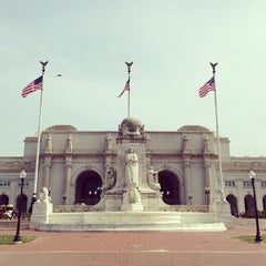 Photo taken at Union Station by Kristin M. on 6/5/2013