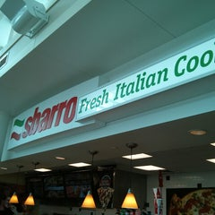 Photo taken at Sbarro by James H. on 6/24/2013