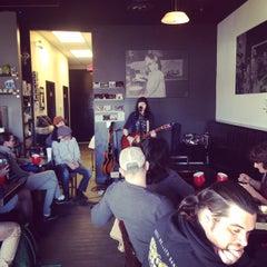 Photo taken at Cornerstone Music Cafe by Jim J. on 3/7/2015