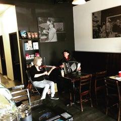 Photo taken at Cornerstone Music Cafe by Jim J. on 6/6/2015