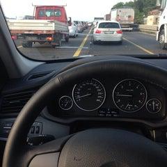 Photo taken at Autostrada A13 by Tesoro on 6/6/2014