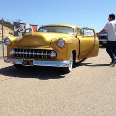 Photo taken at Barona Speedway & Dragstrip by Jason N. on 7/27/2013