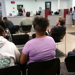 Photo taken at Virginia Department of Motor Vehicles by Damian AtlantaRealtor B. on 9/25/2015
