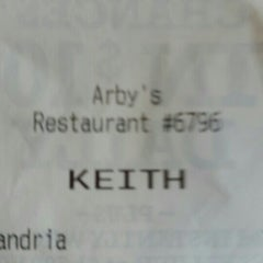 Photo taken at Arby's by Keith P. on 10/1/2015