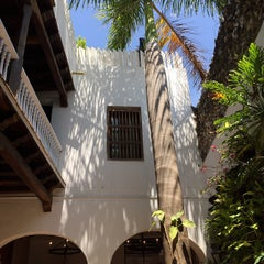 Photo taken at Hotel Decameron Cartagena by Chris R. on 2/23/2015
