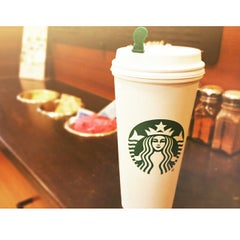 Photo taken at Starbucks by Rob G. on 2/20/2015
