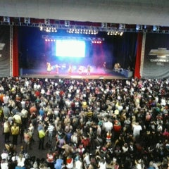 Photo taken at Chevrolet Hall by Keitiane D. on 5/5/2013