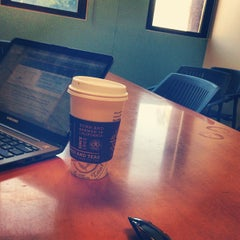 Photo taken at University Library - Cal Poly Pomona by Ibrahim S. on 2/11/2013
