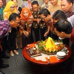 Photo taken at Bank Mandiri by Cahya Y. R. on 10/2/2014