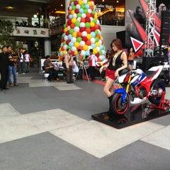 Photo taken at Surabaya Town Square (SUTOS) by Rakhma F. on 12/22/2012