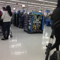 Photo taken at Walmart Supercenter by Olakunle B. on 12/24/2012
