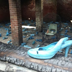 Photo taken at Heidelberg Shoes by Heather B. on 8/9/2014