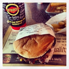 Photo taken at Fatburger in Mesa by Anthony A. on 12/24/2013