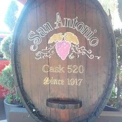 Photo taken at San Antonio Winery by Daniel R. on 9/28/2012
