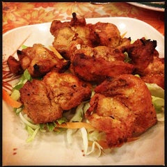 Photo taken at GANESHA Restaurant by Zhe Z. on 8/10/2013