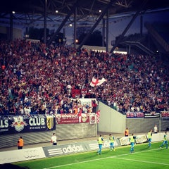 Photo taken at Red Bull Arena by Egor on 5/15/2013