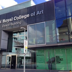 Photo taken at Royal College of Art - Dyson Building by Keith C. on 3/22/2014