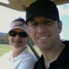 Photo taken at Moccasin Bend Golf Course by David P. on 10/13/2012