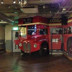 Photo taken at Generator Hostel London by Roman Z. on 6/28/2013