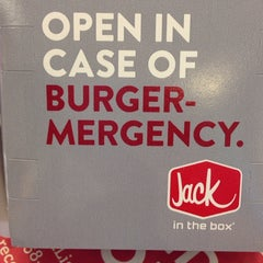 Photo taken at Jack in the Box by Julie S. on 9/3/2014