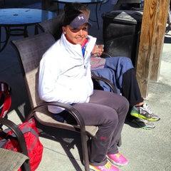 Photo taken at Jonesville Tennis Center by Kurt P. on 3/7/2013