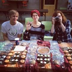 Photo taken at Brick City Café by Joe P. on 10/22/2012