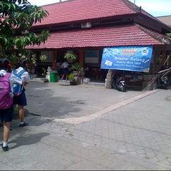 Photo taken at SMPN 1 Denpasar by kak N. on 7/16/2013