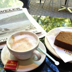 Photo taken at Caffè Umbria by Mark V. on 6/30/2013