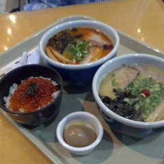 Photo taken at Santouka Ramen by hkevinchu on 1/21/2013