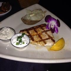 Photo taken at Steve's Steakhouse by Becca J. on 2/17/2014
