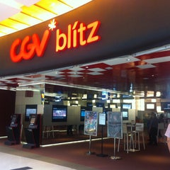 Photo taken at CGV blítz by Irvan e. on 9/3/2015